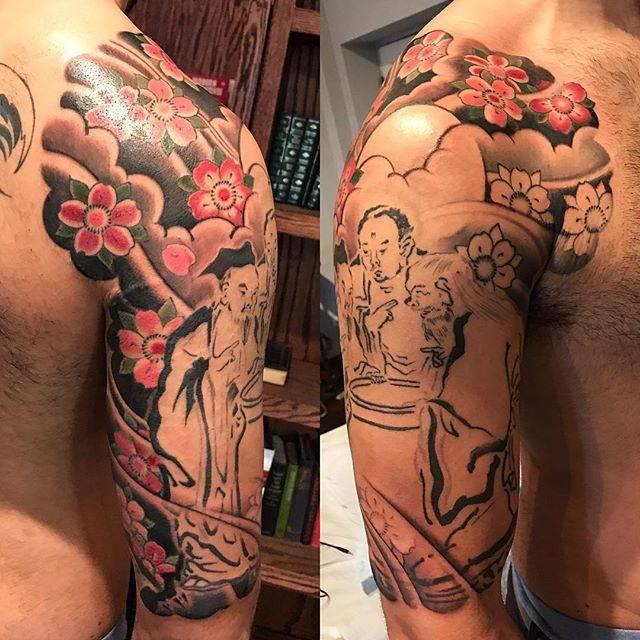 The Vinegar Tasters Tattoo