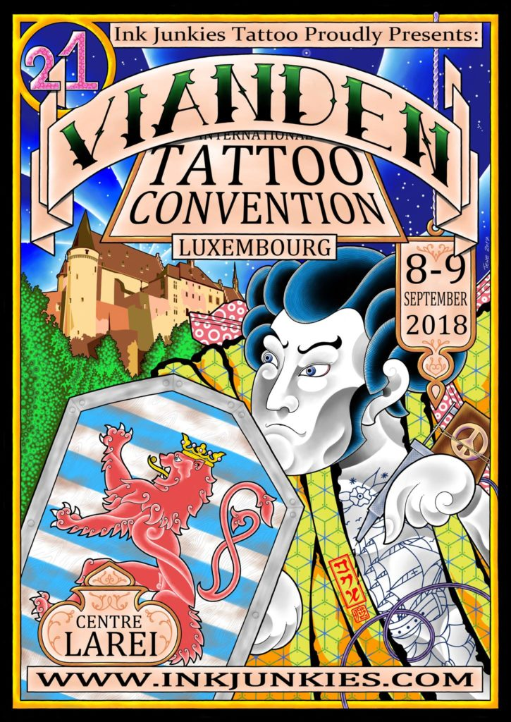 VIANDEN Tattoo Convention