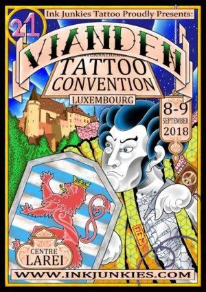 VIANDEN Tattoo Convention