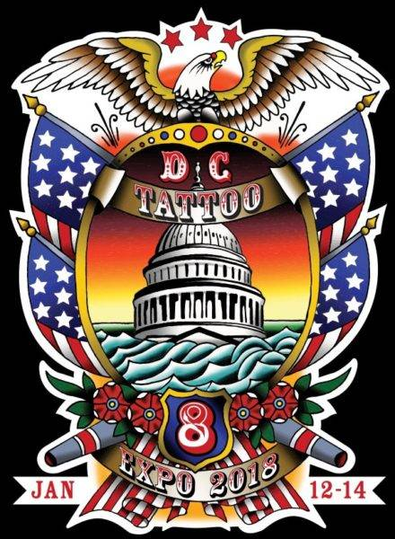 DC Tattoo Expo