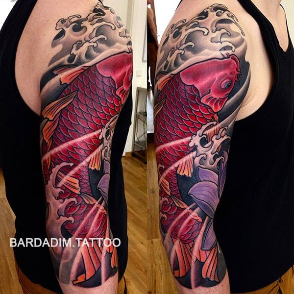 TATTOO CULTURE - George Bardadim - Best Tattoo Artist NYC
