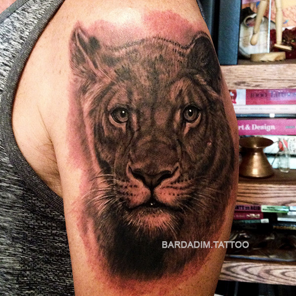 Best Tattoo Artist NYC - TATTOO CULTURE - George Bardadim