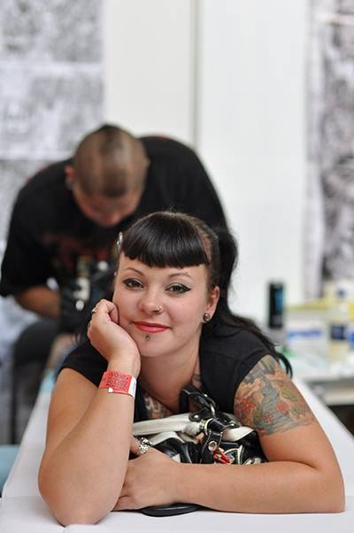 London Tattoo Convention Review