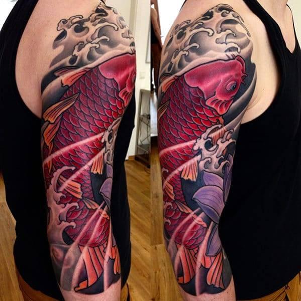 Le mondial du tatouage 2018 george bardadim tattoo art nyc for Top 10 tattoo shops in nyc