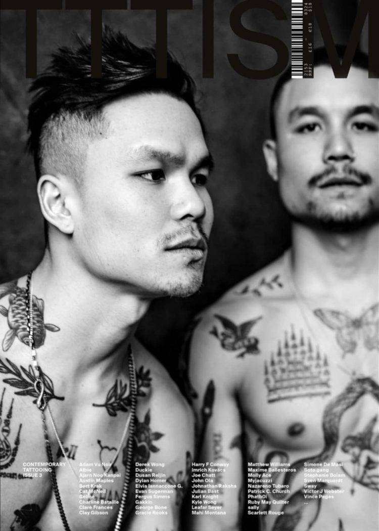 TTTism Magazine - Tattoo Magazine - Contemporary Tattooing - Brooklyn