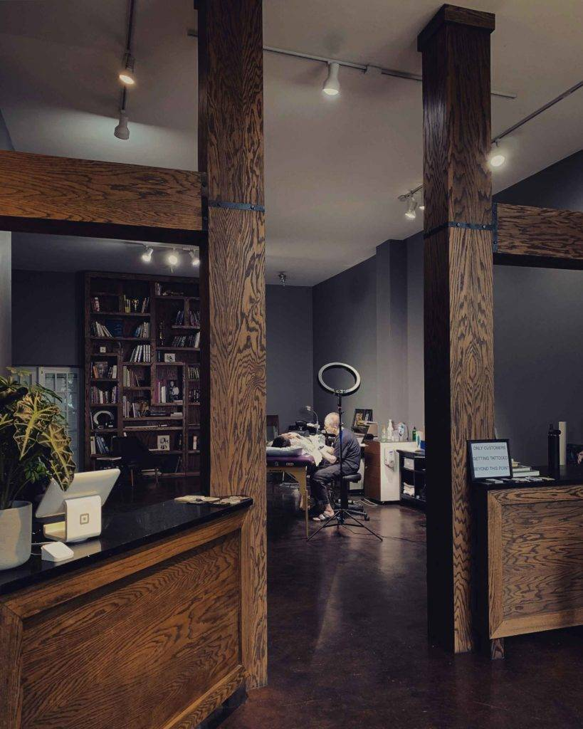 Bardadim Tattoo Studio Interior
