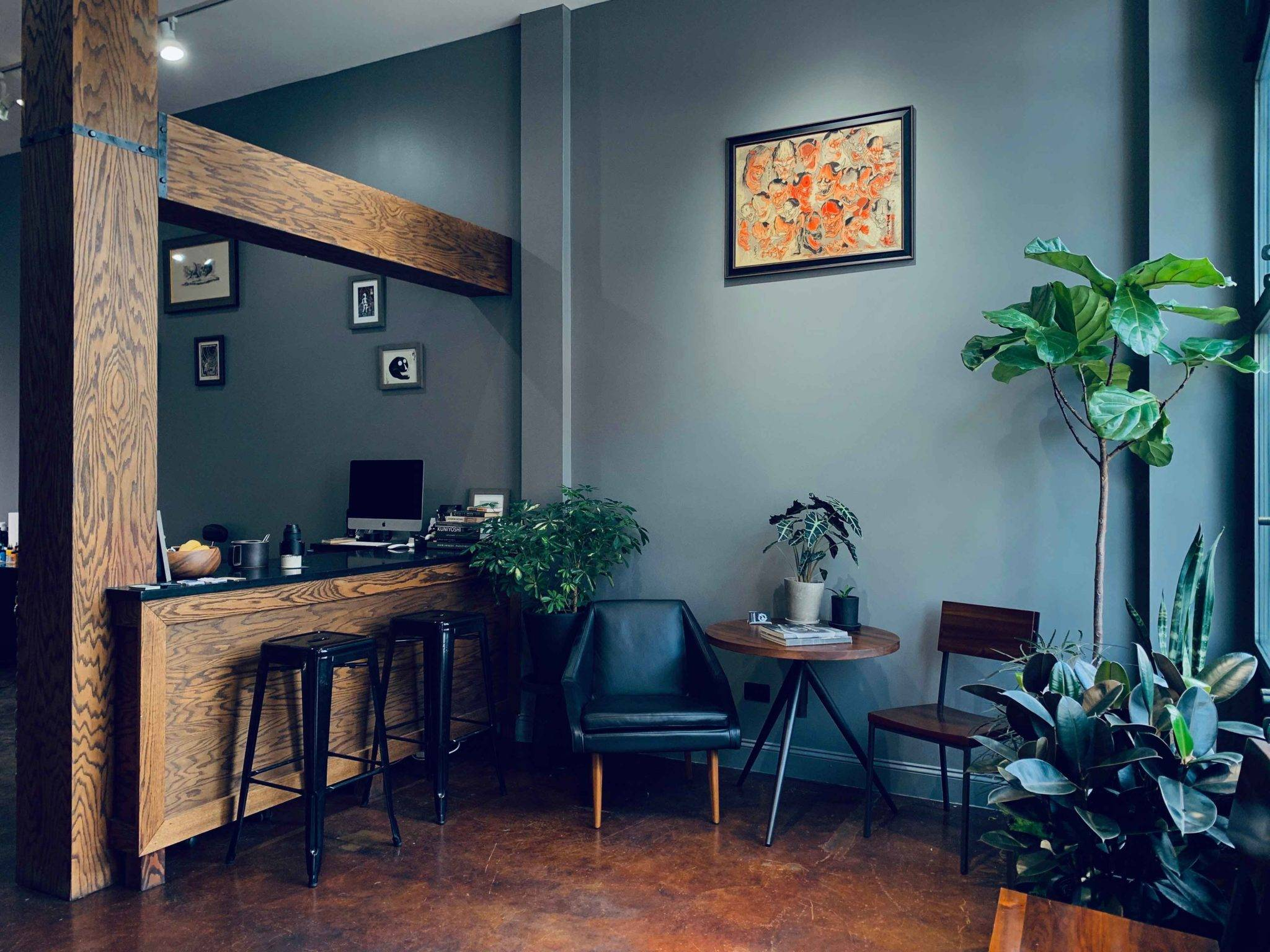 Bardadim Tattoo Studio Interior