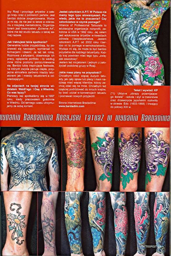 Tattoo Fest Magazine # 5