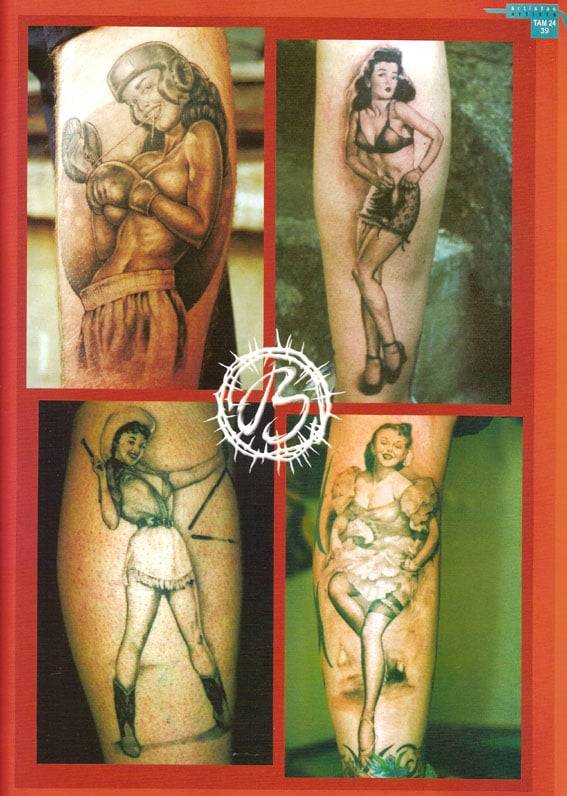 Tattoo Arte Magazine, 25