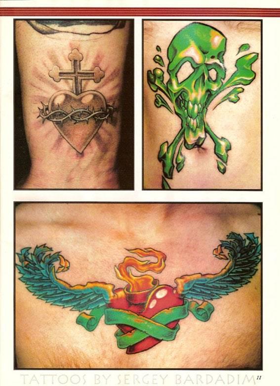 International Tattoo Art Magazine, May 2005. USA.