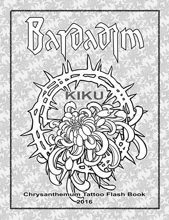 Bardadim tattoo book